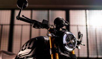 Scrambler 1100 Sport Pro dolu