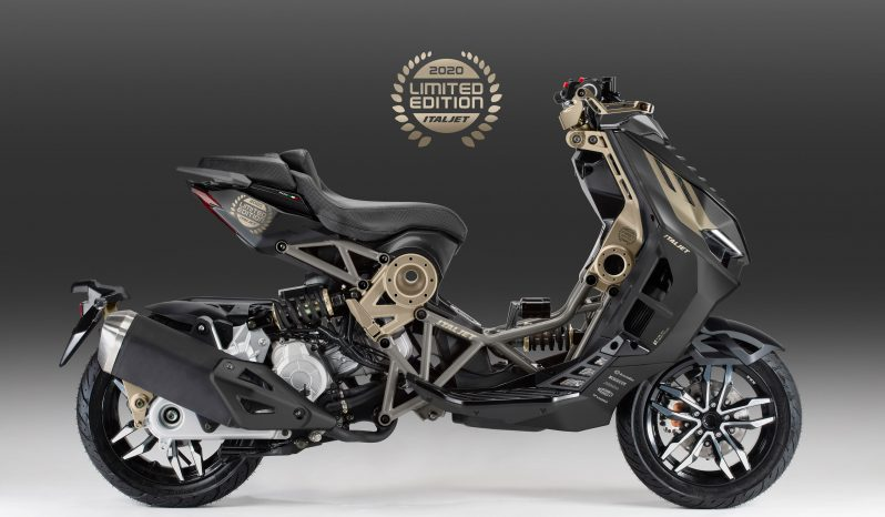ITALJET Dragster 200 ABS dolu