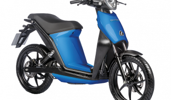 Qooder Oxygen L3 Electric Scooter dolu
