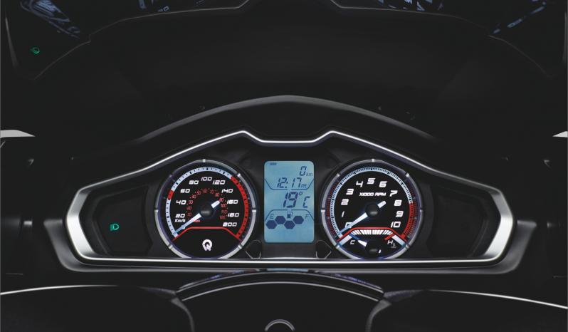 Qooder QV3 ( 3 Wheels ) dolu