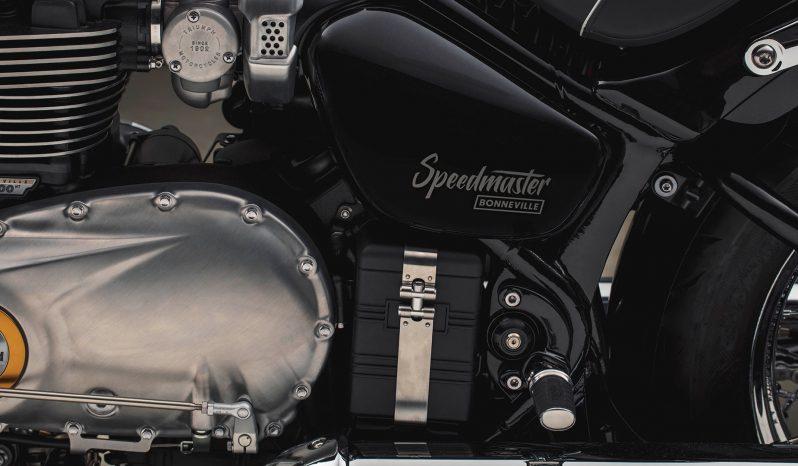 Bonneville Speedmaster dolu